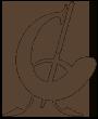 Logo Muzeum Wsi Słowińskiej w Klukach